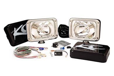 Mercedes-Benz C-Class KC HiLites 69 Series Lights System