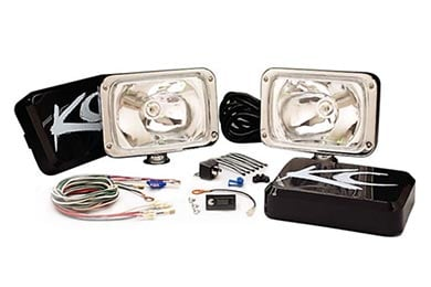 Dodge Challenger KC HiLites 69 Series Lights System