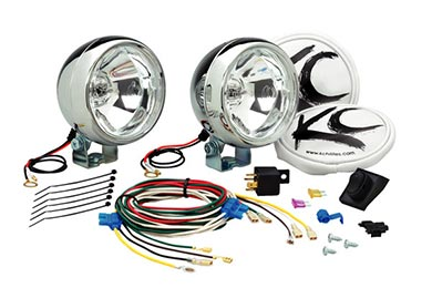 KC HiLites 50 Series Lights System