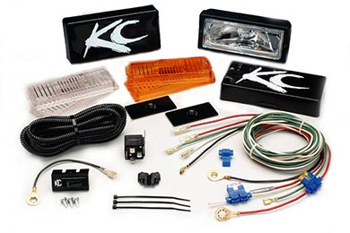 Mazda MX-6 KC HiLites 26 Series Lights System