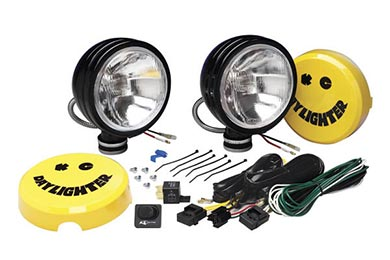 Mazda MX-6 KC HiLites Daylighter Driving Lights System