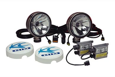 Ford Mustang KC HiLites HID Off-Road Lights System