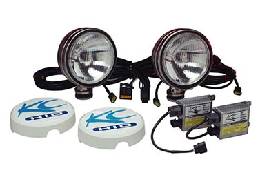 Toyota Land Cruiser KC HiLites HID Driving Lights System