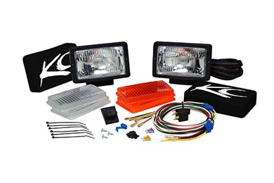 KC HiLites 57 Series Lights System