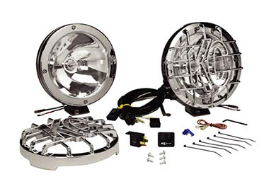 Ford Fiesta KC HiLites Rally 800 Series Lights System