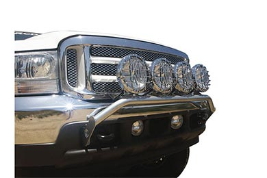 Ford Excursion KC HiLites Front Light Bar