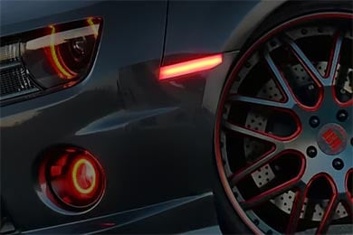 Oracle Concept Side Marker LED Lights