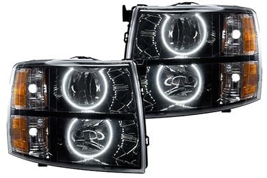 Dodge Ram Oracle Headlights
