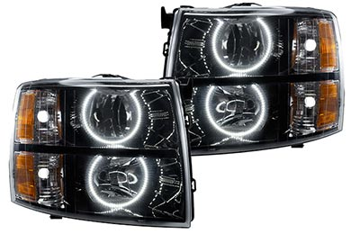 Lincoln Navigator Oracle Headlights