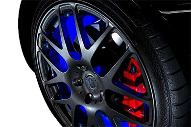 Suzuki Aerio Oracle Illuminated LED Wheel Rings