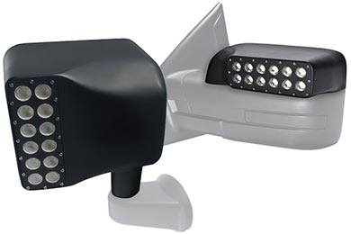 Oracle LED Off-Road Side Mirrors