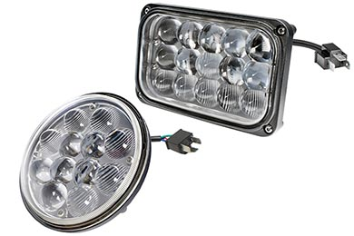 Pontiac G6 Oracle LED Replacement Headlights