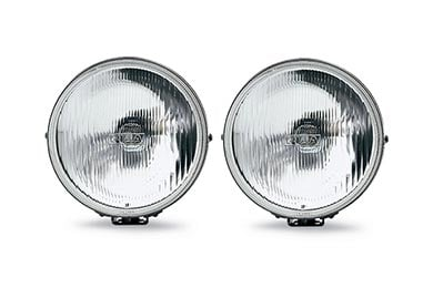 Honda Civic PIAA 40 Round Driving Lights Kit