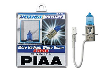 Cadillac SRX PIAA Intense White Bulbs