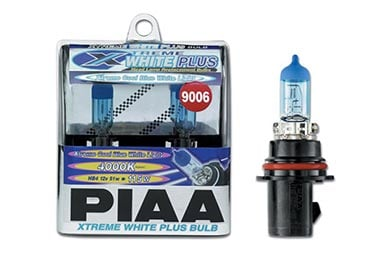 Jeep Liberty PIAA Xtreme White Bulbs