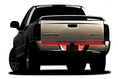 Toyota RAV4 PlasmaGlow Fire & Ice LED Tailgate Bar