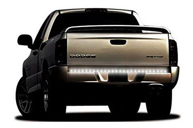Chevy Suburban PlasmaGlow Firestorm LED Tailgate Bar