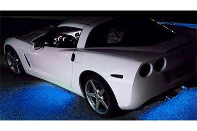 Chevy Corvette PlasmaGlow Flexible LED Underbody Kit