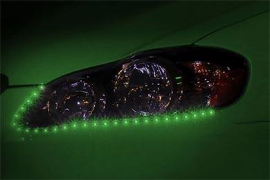 Chevy Tahoe PlasmaGlow Lightning Eyes LED Headlight Strips