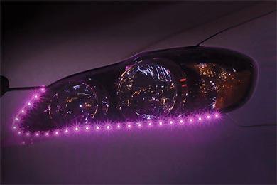 PlasmaGlow Lightning Eyes LED Headlight Strips