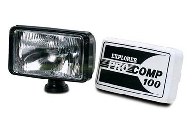 "Honda Accord Pro Comp 5"" x 7"" Off-Road Driving Lights"