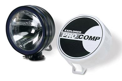 "Pro Comp 6"" Off-Road Driving Lights"