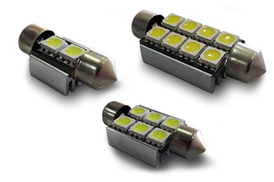 Toyota Land Cruiser ProZ Canbus LED Bulbs