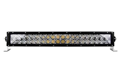 Mitsubishi Montero ProZ Economy Double Row LED Light Bar