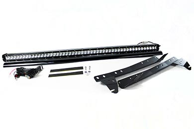 Ford F-350 ProZ Stealth LED Light Bar Kit