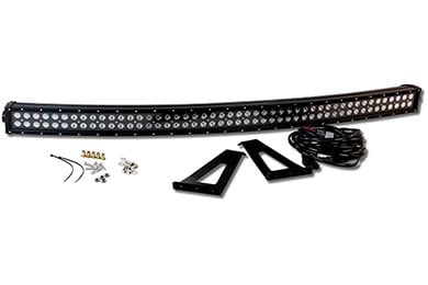 Nissan Titan ProZ Double Row Blackout Series LED Light Bar Kit