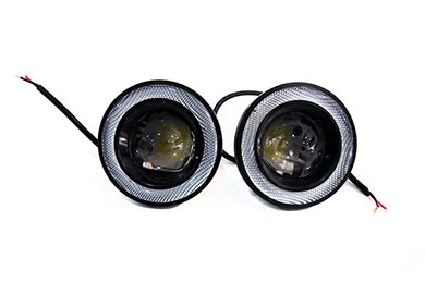 Mercedes-Benz C-Class ProZ Halo Fog Lights