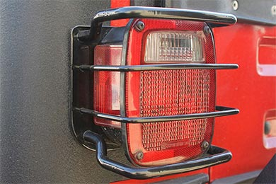 Jeep Wrangler ProZ Premium Rock Crawler Tail Light Guards
