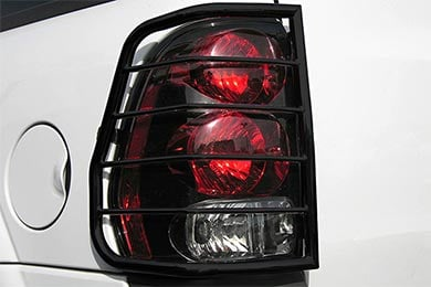 Ford F-350 ProZ Premium Tail Light Guards