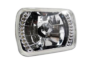 Lincoln Navigator ProZ Sealed Beam Conversion Headlights