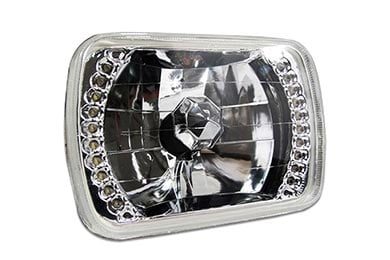 Ford Mustang ProZ Sealed Beam Conversion Headlights