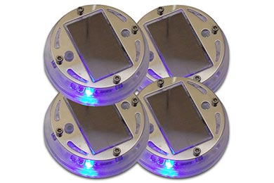 Chevy Prizm ProZ Solar LED Wheel Caps