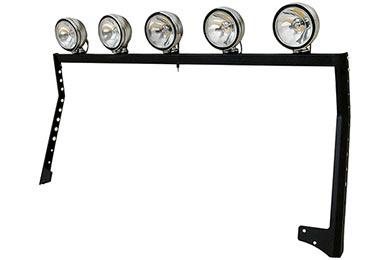 proz windshield light mounts