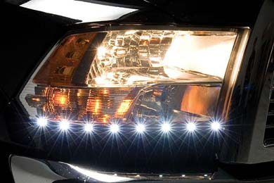 Toyota Tacoma Putco Dayliner LED Headlight Strips