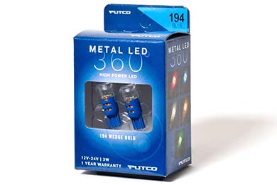 Lexus LS 460 Putco Metal LED 360
