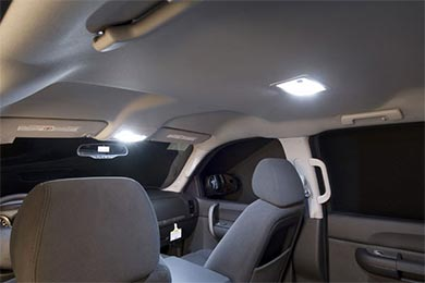 Mitsubishi Raider Putco Pure LED Dome Lights
