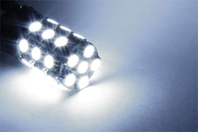 Volkswagen Rabbit Putco 360 LED Bulbs