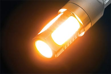 Jaguar S-Type Putco Plasma LED Bulbs