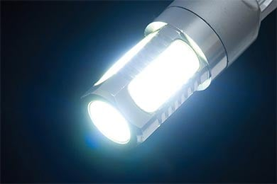 Lincoln Navigator Putco Plasma LED Bulbs