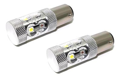 Oldsmobile Regency Putco Plasma SwitchBack LED Bulbs