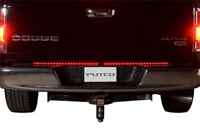 Chevy Corvette Putco Pure LED Tailgate Light Bar