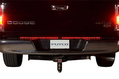 Cadillac DTS Putco Pure LED Tailgate Light Bar