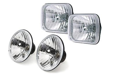 Rampage Halogen Headlight Conversion Kits
