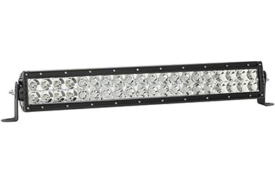 Cadillac CTS Rigid Industries Amber & White Dual Function LED Light Bars