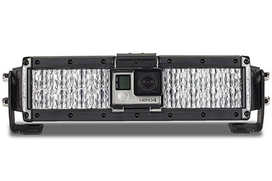Mitsubishi Montero Rigid Industries Capture LED Light Bar