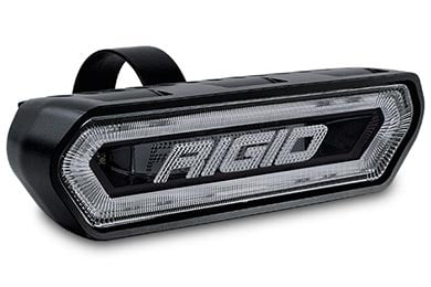 Jeep Grand Cherokee Rigid Industries Chase Rear Facing LED Light